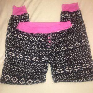XOXO Pajama Bottoms